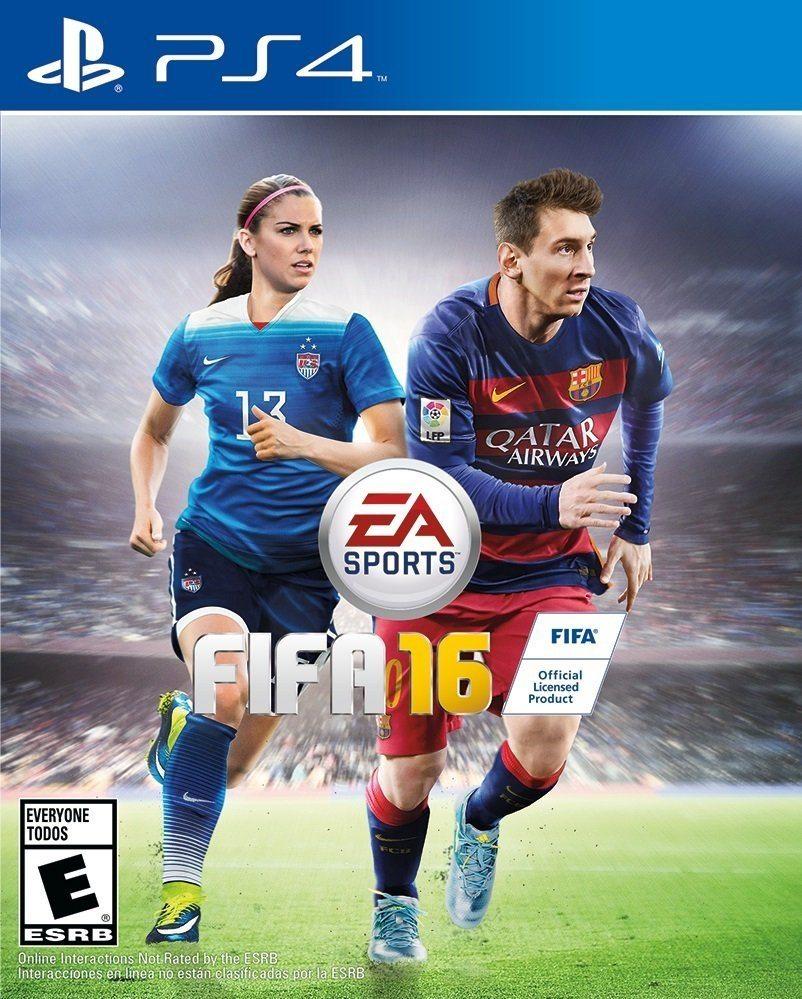 719kPPq1vLL. AC SL1000  - FIFA 16 - Standard Edition - PlayStation 4