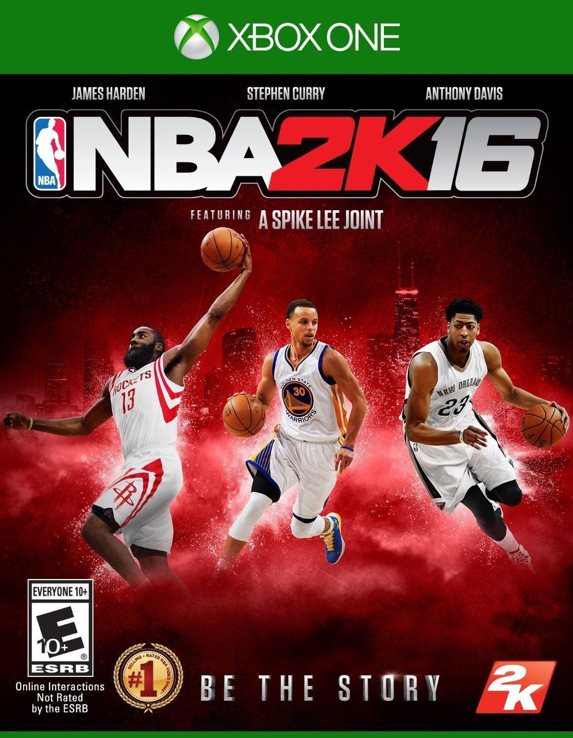 81vQciyANhL. AC SL1500  - NBA 2K16 - Xbox One