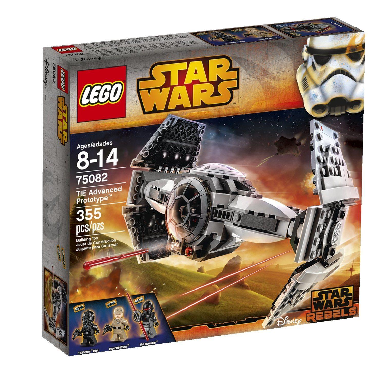 910U0S6TMnL. SL1500  - LEGO Star Wars TIE Advanced Prototype Toy
