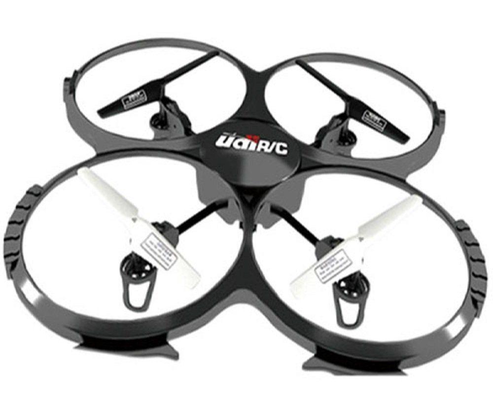 61NhbUj0lhL. SL1000  - UDI U818A 2.4GHz 4 CH 6 Axis Gyro RC Quadcopter with Camera RTF Mode 2
