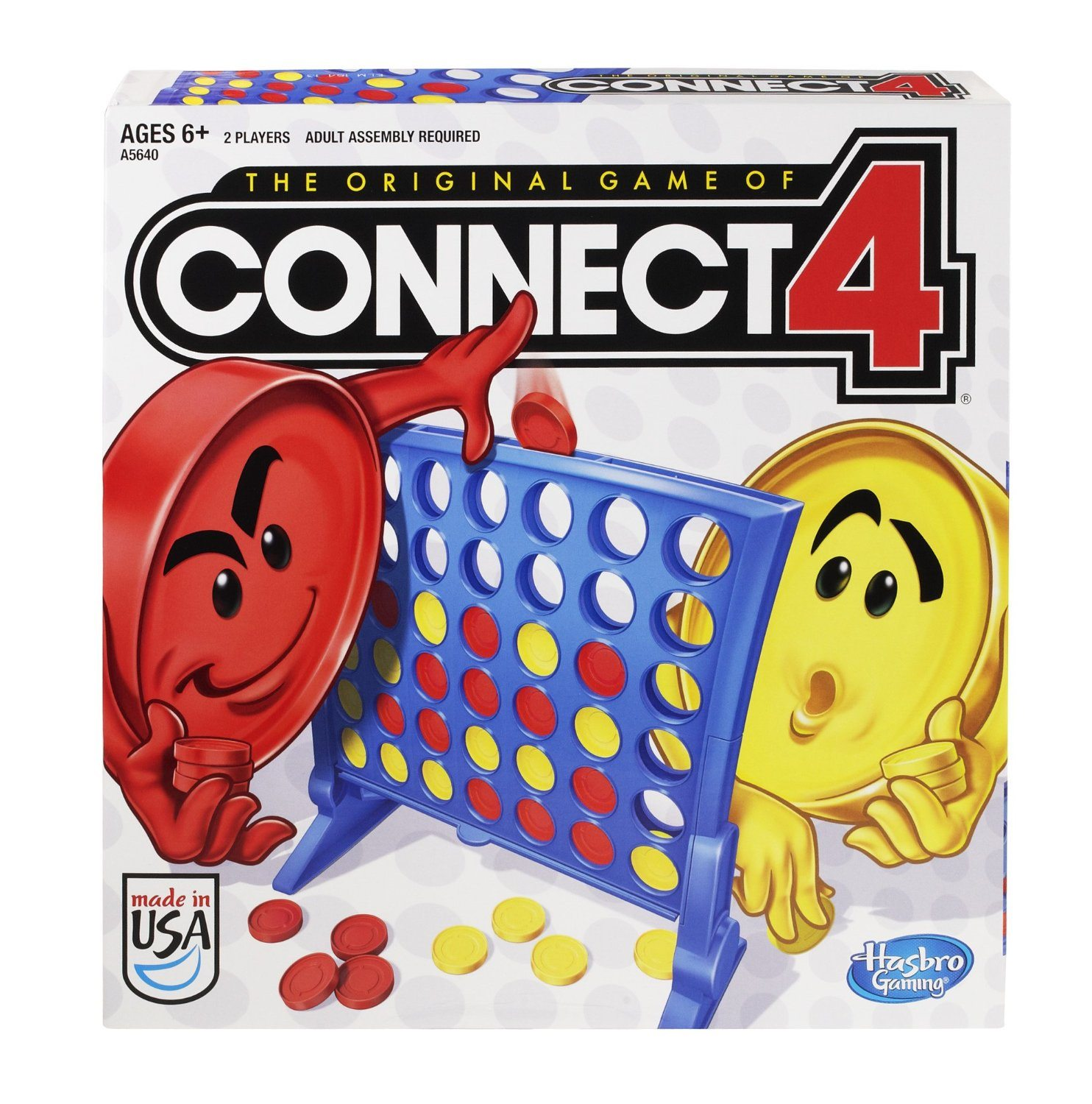 91L30nswRuL. SL1500  - Hasbro Connect 4 Game
