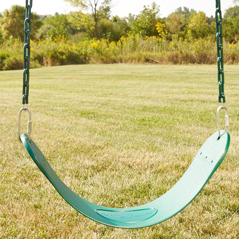91sIMhcTwjL. SL1500  - Swing-N-Slide Green Swing Seat