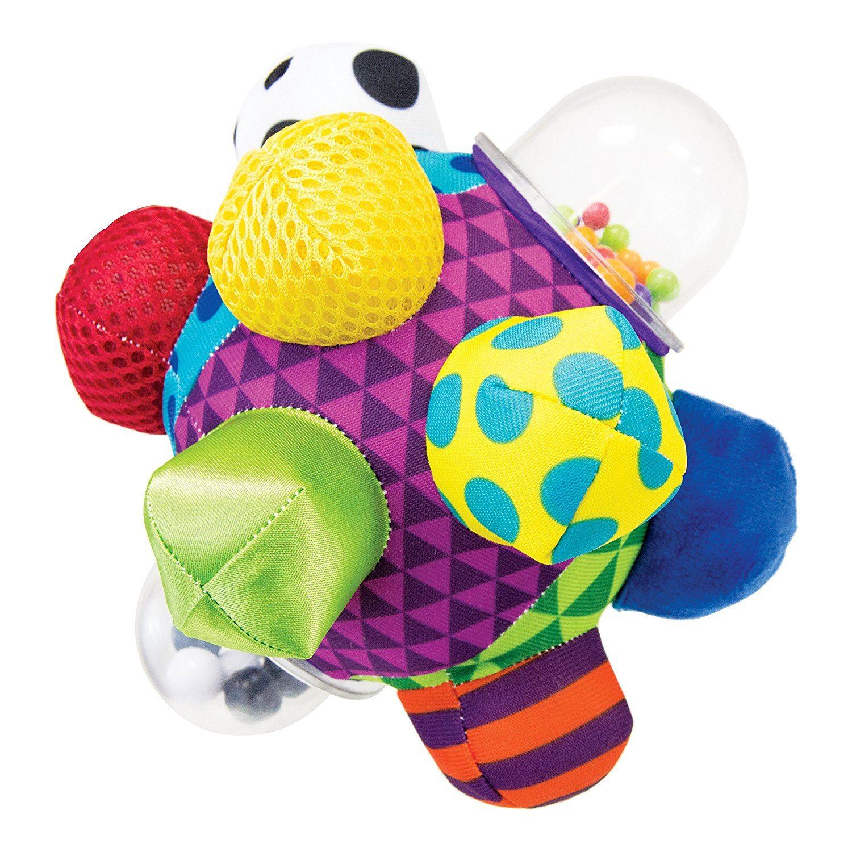 91O2QHfRwsL. SL1500  - Sassy Developmental Bumpy Ball