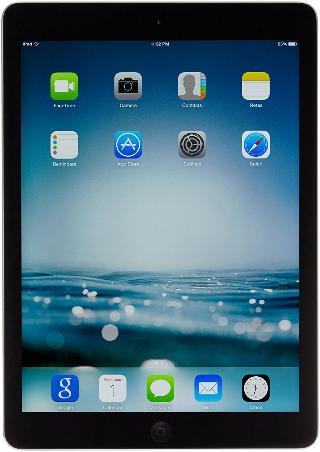 81eL7lO96NL. SL1500  - Apple iPad Air MD785LL/B (16GB, Wi-FI, Black with Space Gray)