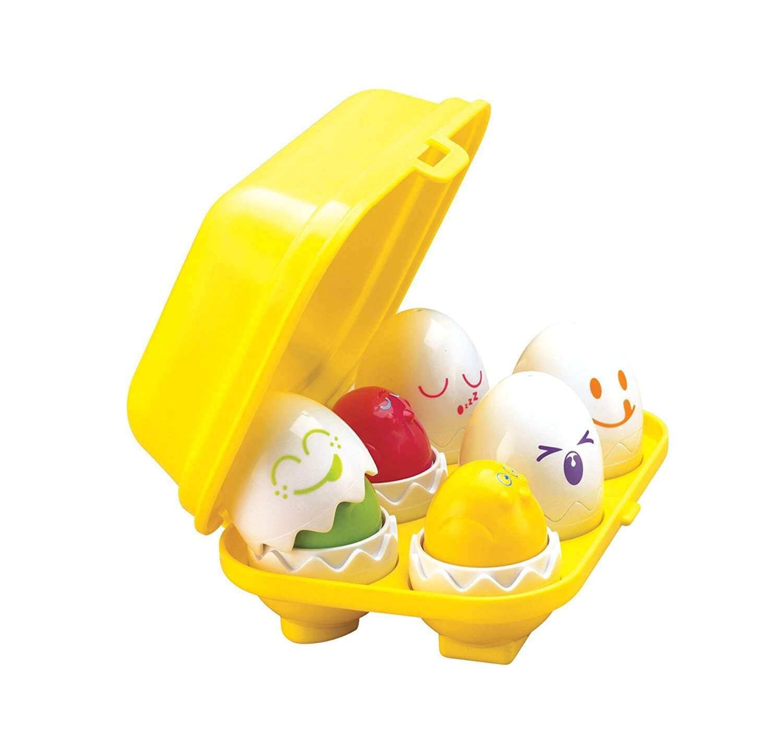 71N6J V eDL. SL1500  - Tomy Hide & Squeak Eggs