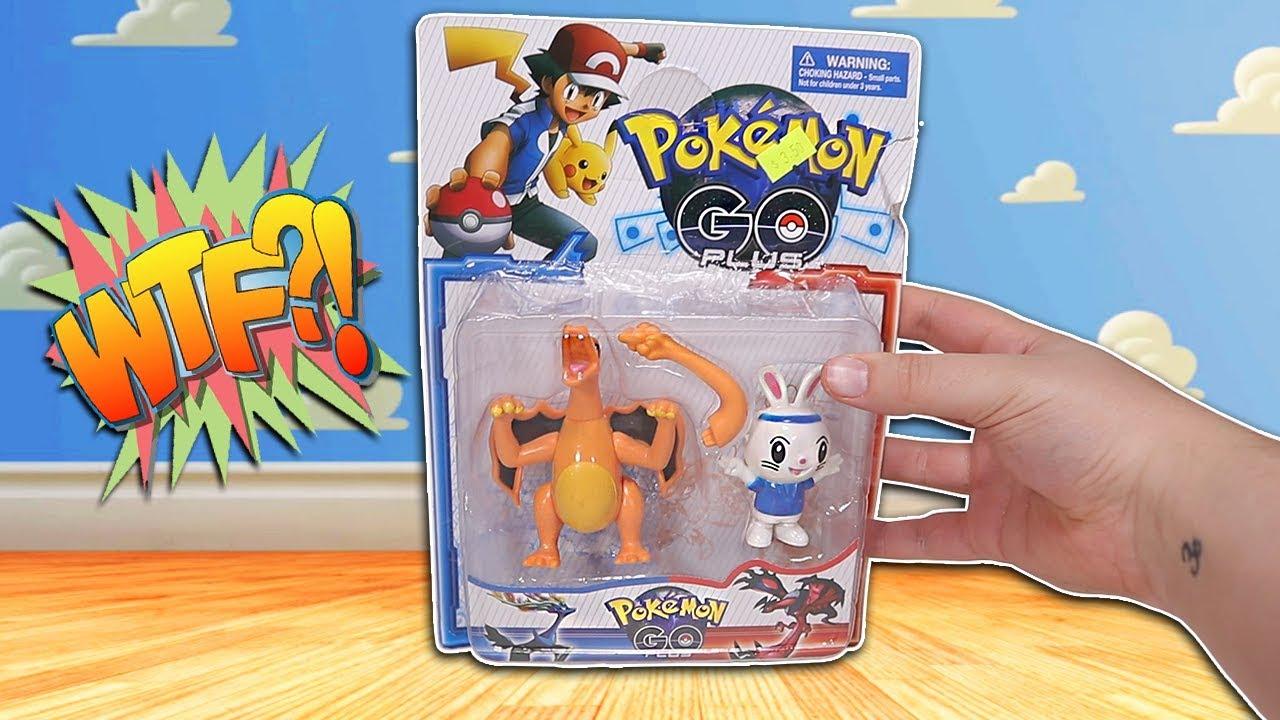 Opening Awful Pokemon Bootleg Toys - Opening Awful Pokemon Bootleg Toys