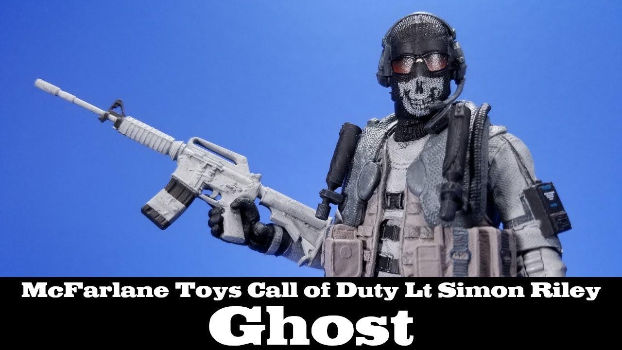 CallofDuty Ghost Lt Simon Riley McFarlane Toys GameStop Action Figure Review - #CallofDuty Ghost Lt Simon Riley McFarlane Toys GameStop Action Figure Review