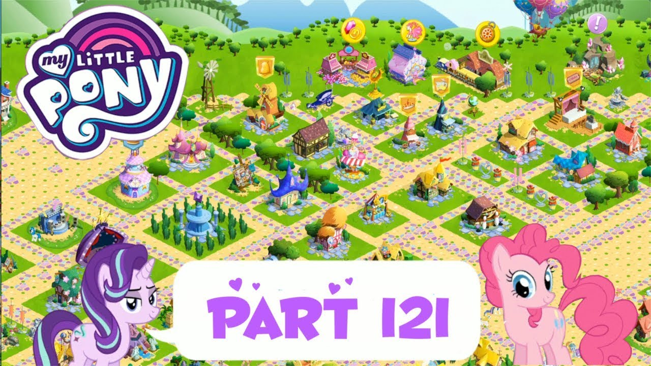 My Little Pony Game Part 121 MLP Visits Sound of Silence Kid Friendly Toys - My Little Pony Game Part 121 - MLP Visits, Sound of Silence - Kid Friendly Toys
