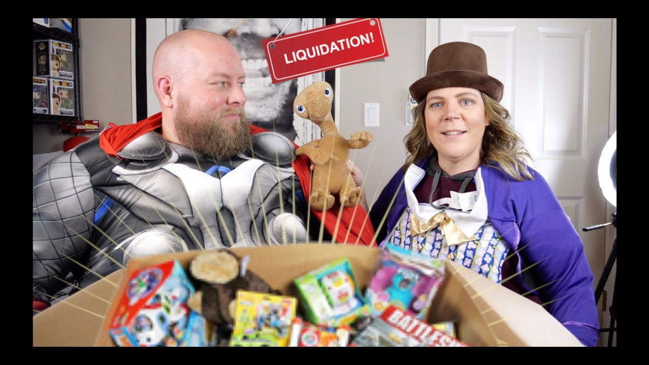 I bought a 5151 Amazon Customer Returns TOYS Pallet Mystery Boxes PART 2 WITH COSTUMES FUN - I bought a $5,151 Amazon Customer Returns TOYS Pallet / Mystery Boxes + PART 2 WITH COSTUMES & FUN