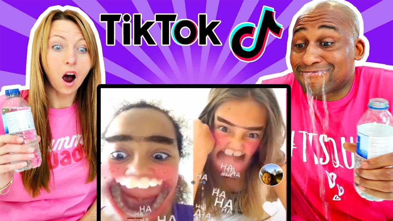 TIANAS TIK TOK TRY NOT TO LAUGH CHALLENGE Best Memes - TIANA'S TIK TOK TRY NOT TO LAUGH CHALLENGE!! Best Memes