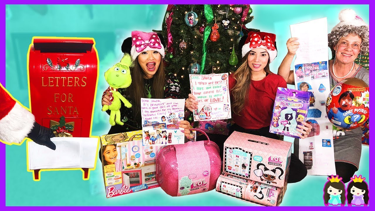 vbp 11657 Santa Christmas Wishlist 2018 Holiday Hot Toys and Funny Skits for Kids - Santa Christmas Wishlist 2018 | Holiday Hot Toys and Funny Skits for Kids