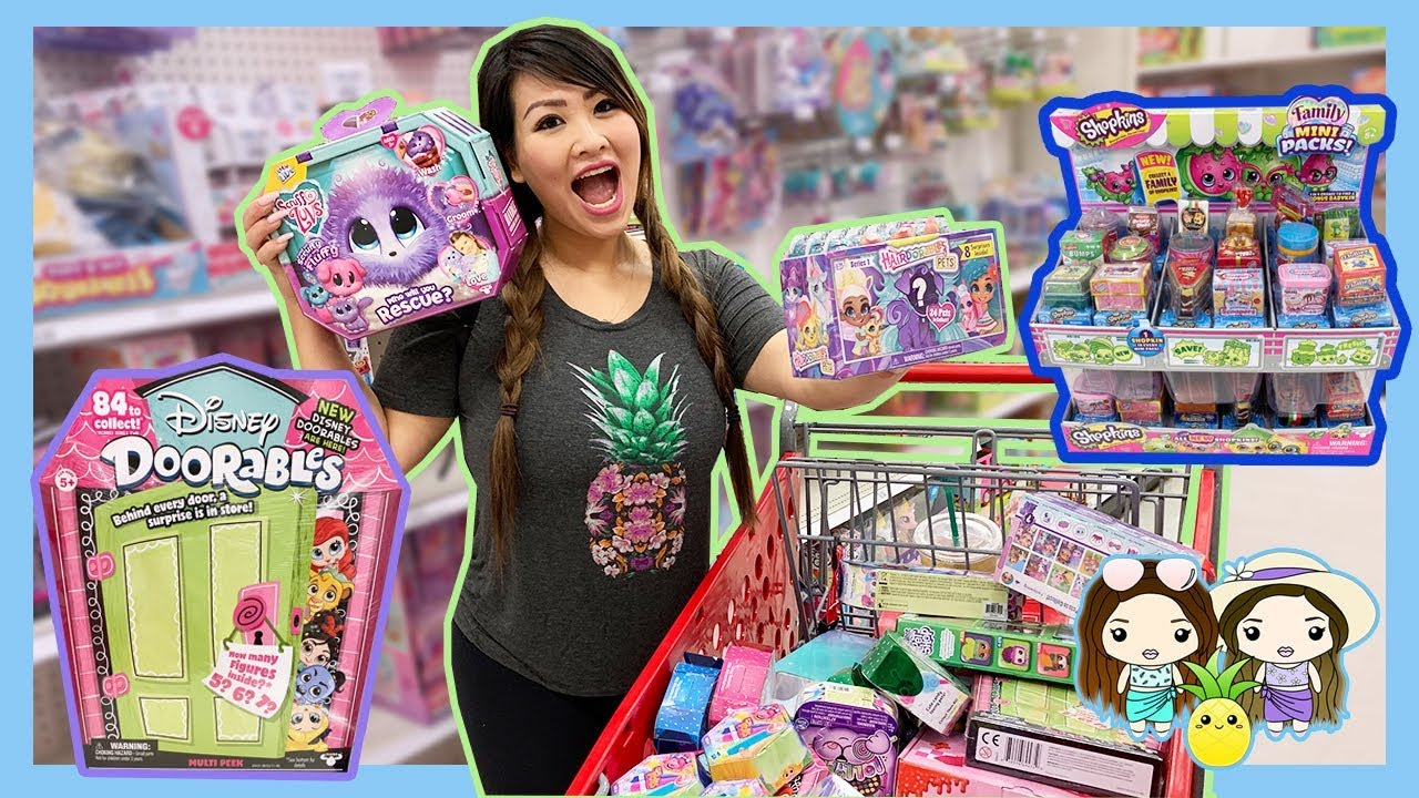 vbp 11887 Princess T Huge Toy Hunt at the Toy Store for new Toys - Princess T Huge Toy Hunt at the Toy Store for new Toys!