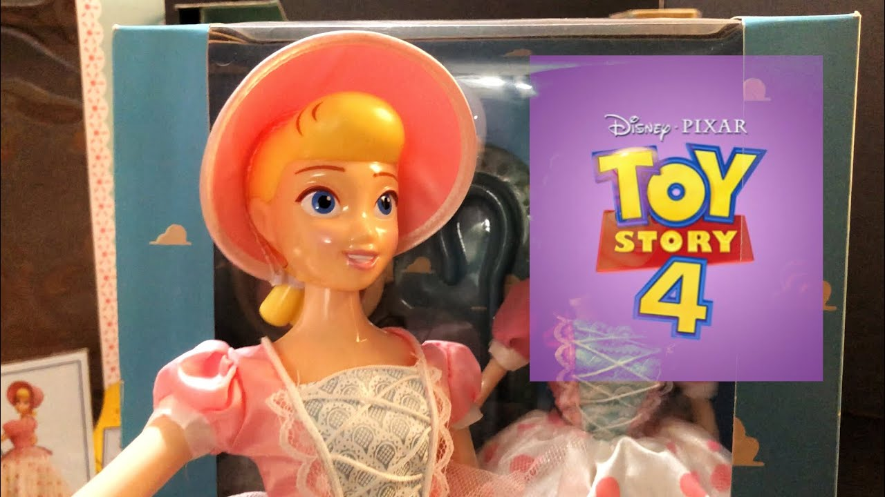 Toy Story 4 Bo Peep and Sheep Signature Collection Review - Toy Story 4 Bo Peep and Sheep Signature Collection Review