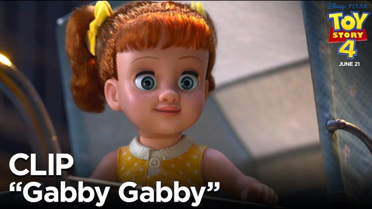 "Gabby Gabby Clip Toy Story 4 - ""Gabby Gabby"" Clip | Toy Story 4"