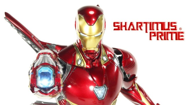 Hot Toys Iron Man Mark 50 Avengers Infinity War Movie 16 Scale Marvel Studios Action Figure Review - Hot-Toys-Iron-Man-Mark-50-Avengers-Infinity-War-Movie-16-Scale-Marvel-Studios-Action-Figure-Review