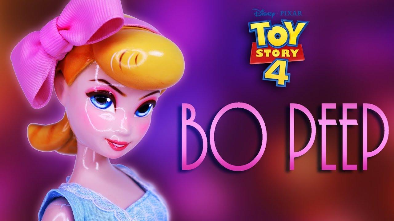 Custom Bo Peep Doll TOYS STORY 4 OOAK  - Custom Bo Peep Doll 🐑 [ TOYS STORY 4 OOAK ]