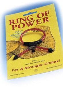 COCKRING OF POWER ERECTION RING