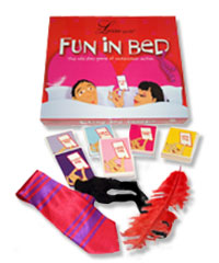 FUN IN BED *** BACK IN STOCK ***