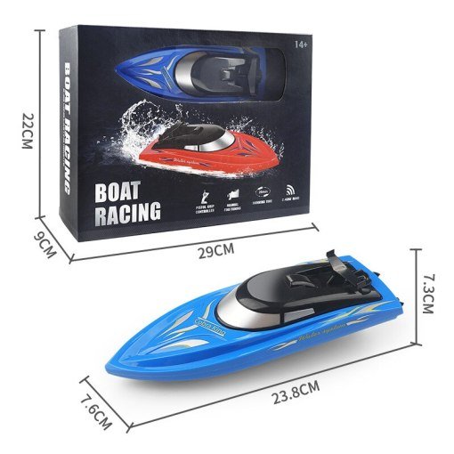 Hot Sale  G Radio Remote Control Twin Motor High Speed Boat outdoor Mini RC Racing