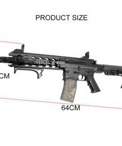 Children s Gift Toy Water Gel Ball Gun Assault Rifle Outdoor CS Shooting Games Electric Manual