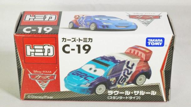 Tomica Disney Pixar Cars C19 Raoul Caroule - 09