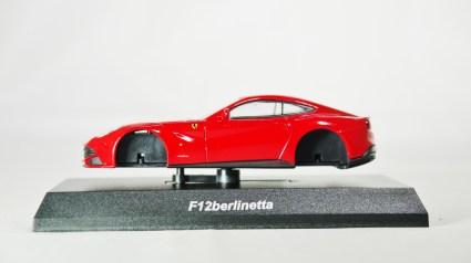 1-64 Kyosho Ferrari Minicar Col 9 F12berlinetta Red 01