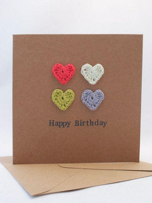 Идеи открыток своими руками бабушке на день рождения, масленицу