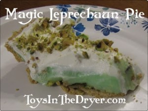 Magic Leprechaun Pie