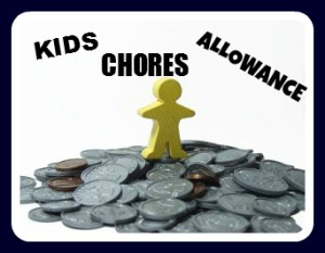chores and allowance