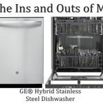 GE Hybrid Stainless Steel Dishwasher