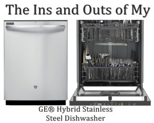 GE Hybrid Stainless Steel Dishwasher