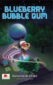 Blueberry Bubble Gum Book