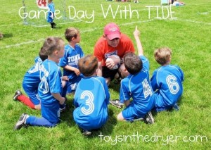 Game Day With Tide® #Spon