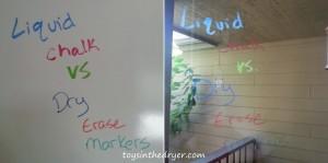 liquid chalk vs dry erase
