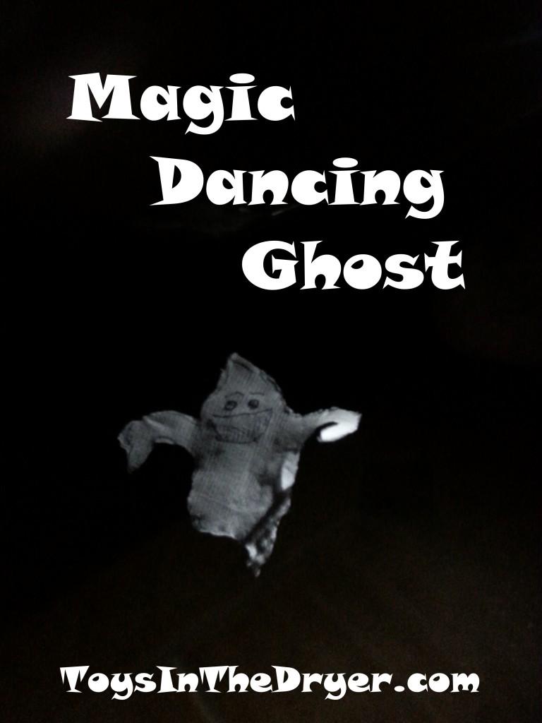 Magic Dancing Ghosts