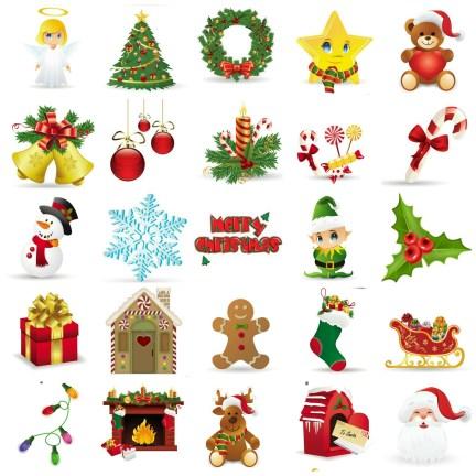 Christmas BINGO Cards, free printable