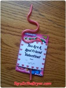 Kool-Aid Valentine