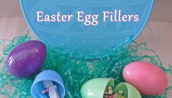 13 Unique Non Candy Easter Egg Fillers