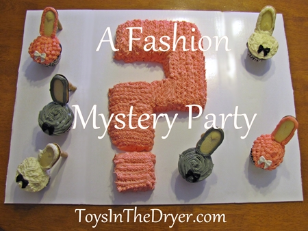 Fashion Mystery Party