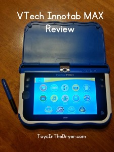 VTech® InnoTab® MAX Review and Giveaway