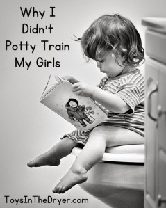 potty train my girls