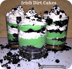 Irish Dirt Cake