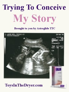 Astroglide TTC Trying To Conceive