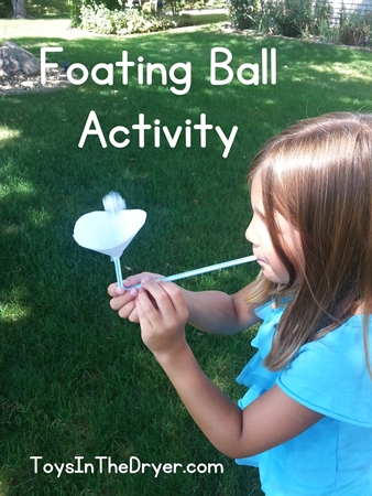 floating ball activity