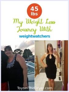 weight watchers journey