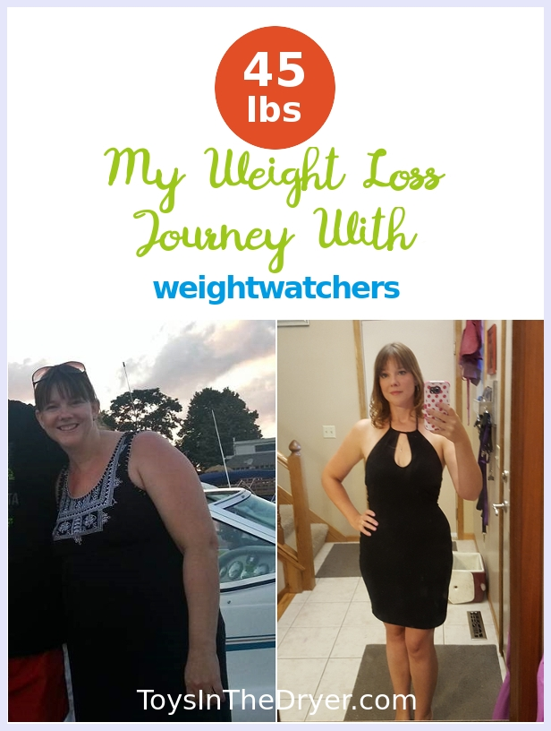 weight watchers journey