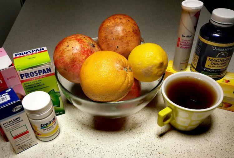 Raceala si gripa – cum sa scapam de ele?