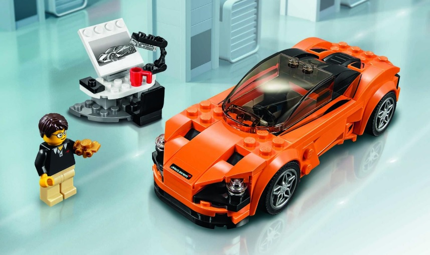 Toys N Bricks   LEGO News Site   Sales  Deals  Reviews  MOCs  Blog     TopGear has conducted an interview with LEGO Designer Craig Callum on LEGO  designing along with the LEGO Speed Champions McLaren 720S set