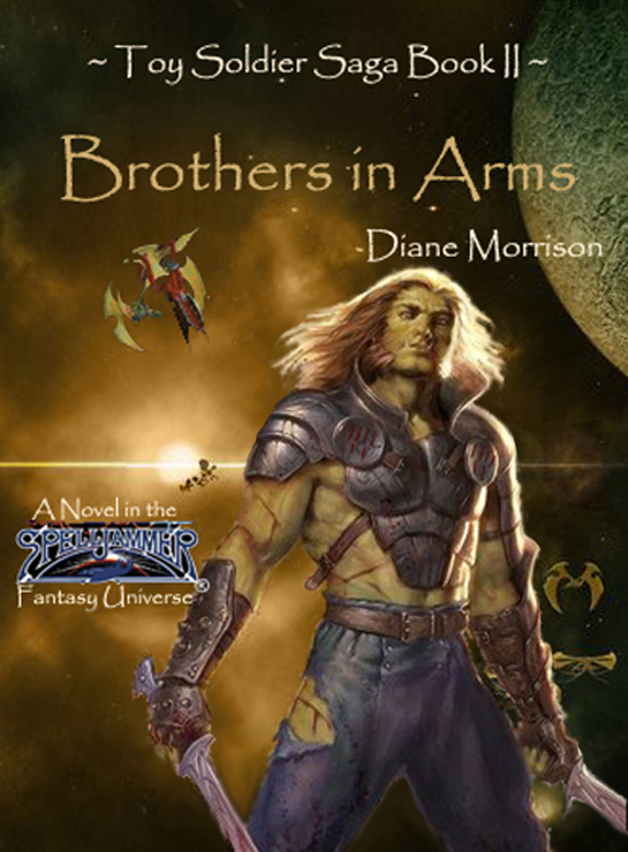 Brothers in Arms (Book Two) (3/3)