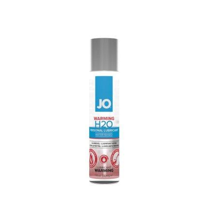 System JO – H2O 水溶性潤滑劑溫熱款 – 30ml